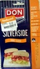 Silverside Thinly Sliced - Produit