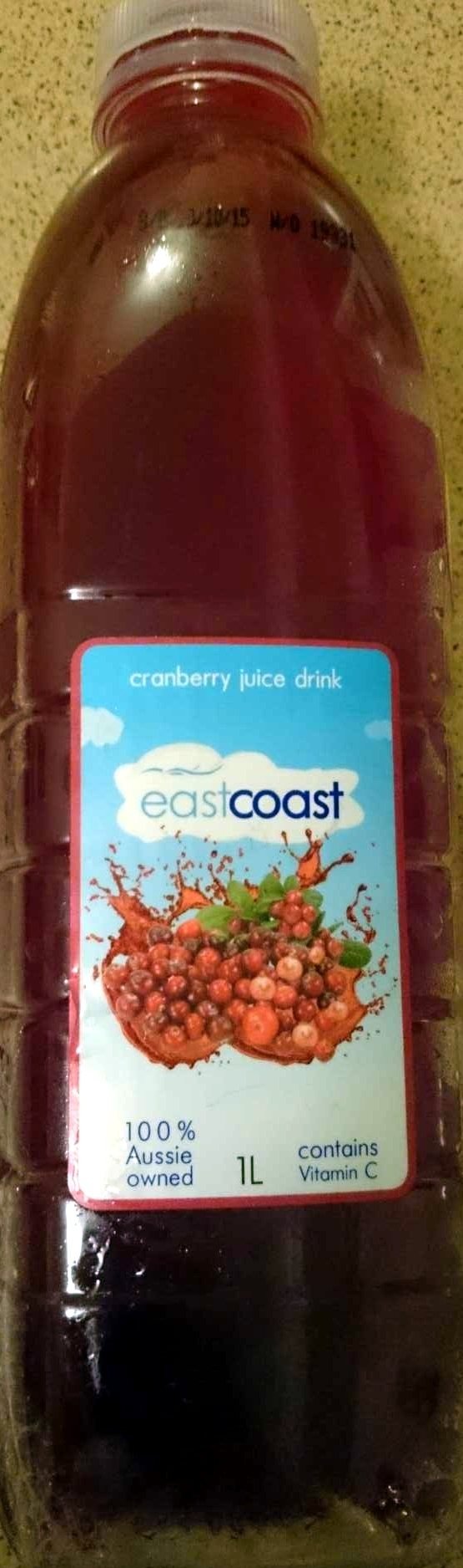 Cranberry Juice Drink - Product - en