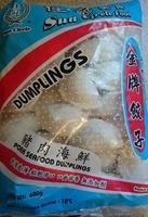 Pork Seafood Dumplings - Product - en