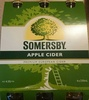 Somersby Apple Cider - Product