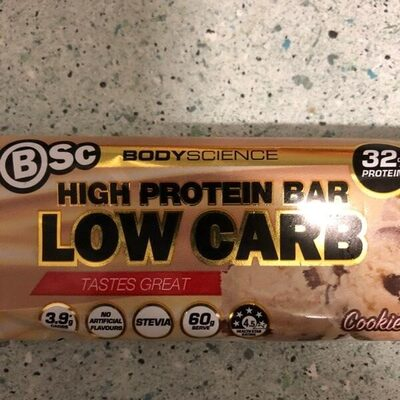 High protein bar - Product - en