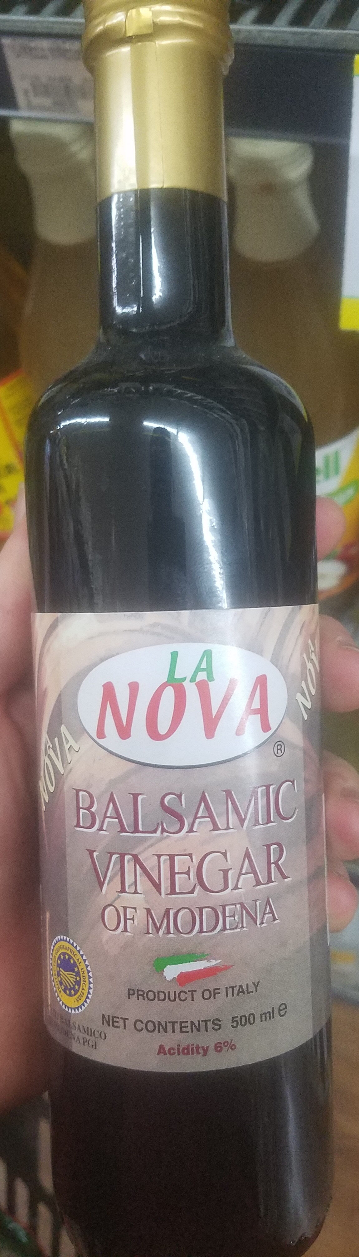 Balsamic Vinegar of Modena - Product - en