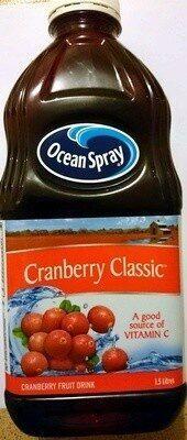 Cranberry Classic - Product - en