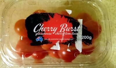 Cherry Burst Glasshouse Cherry Tomatoes - Product