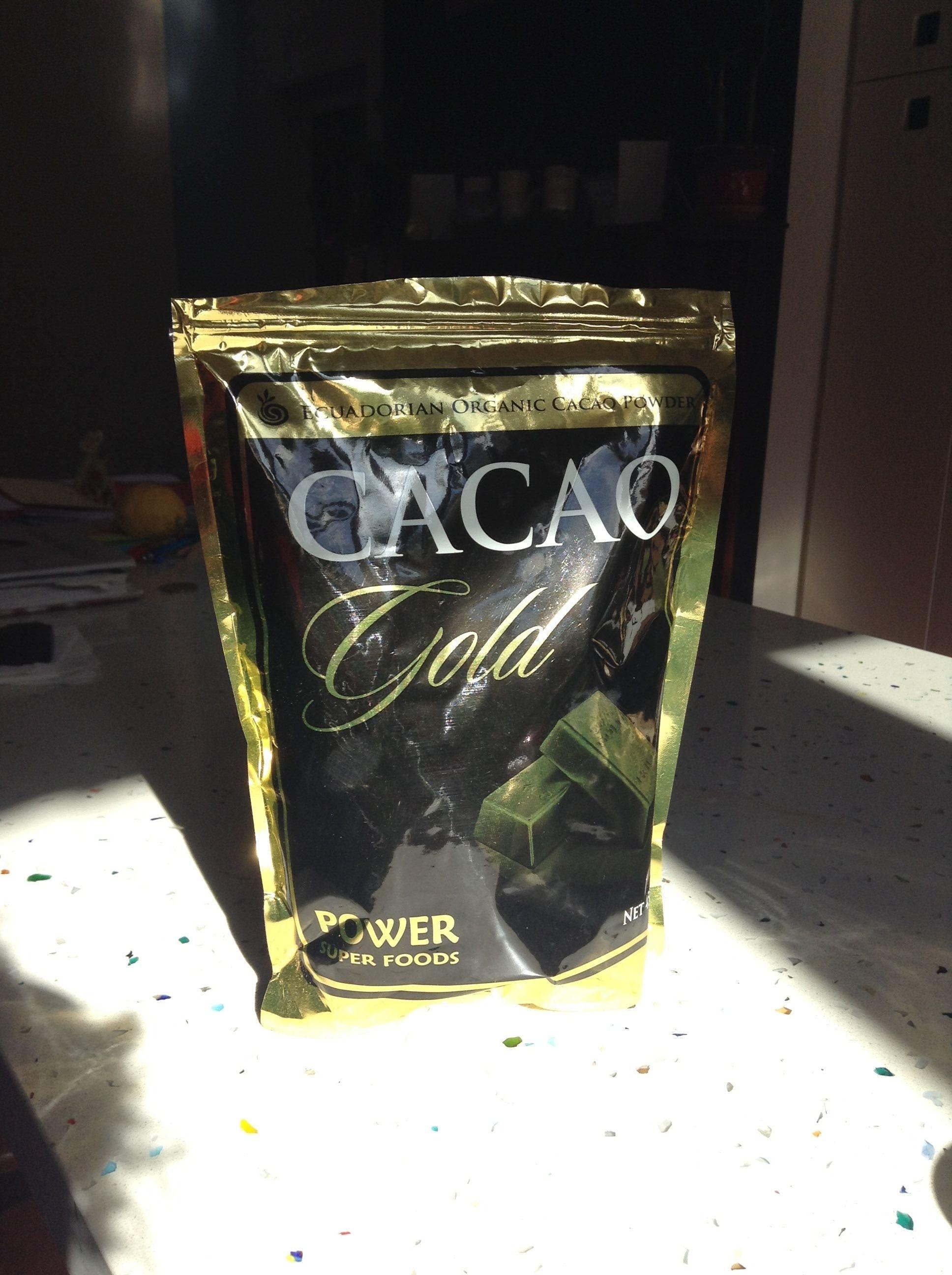 Ecuadorian Organic Cacao Powder Cacao Gold - Product