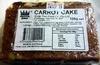 Carrot Cake - Produit