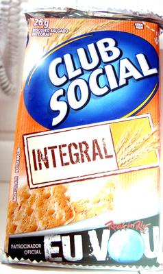 Club Social Integral - Product - pt