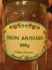 Dijon Mustard - Product
