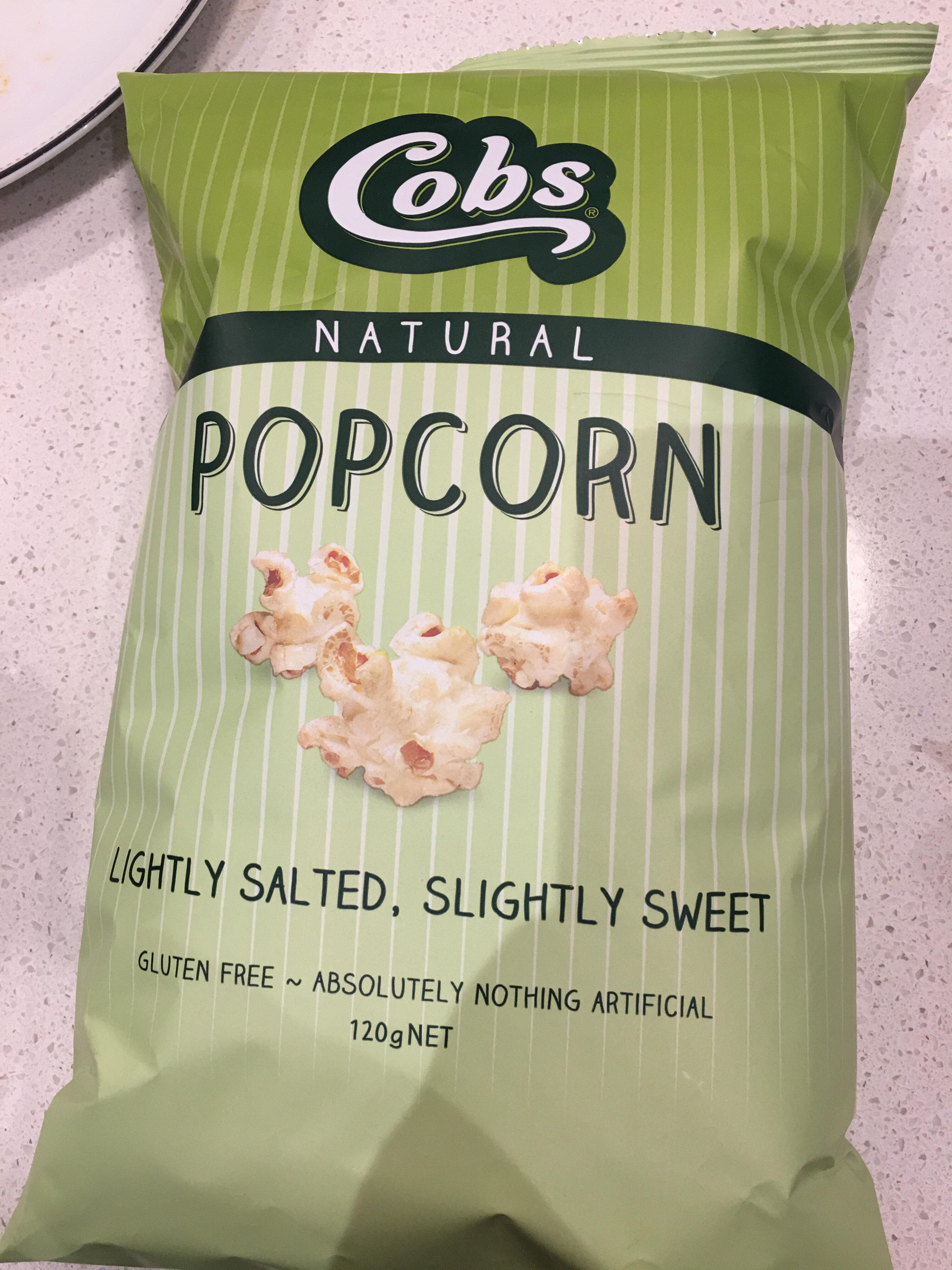 Cobs natural - Produit - en
