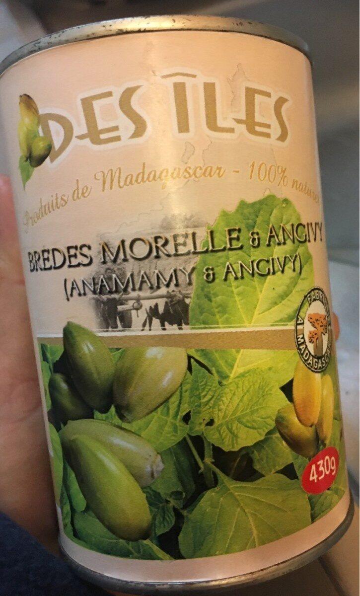 Brede morel - Produit - fr
