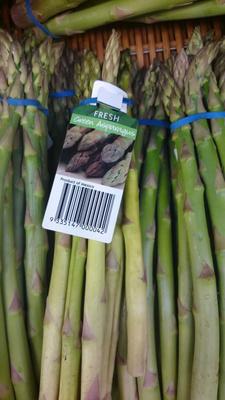 Fresh Green Asparagus - Produit - en