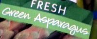Fresh Green Asparagus - Ingrédients - en
