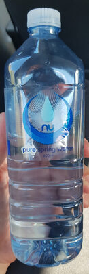 pure spring water - Product - en