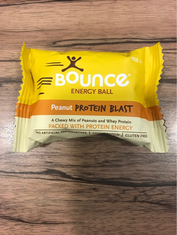 Peanut Protein Blast - Produit