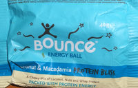 Coconut and Macadamia Protein Bliss - Product - en