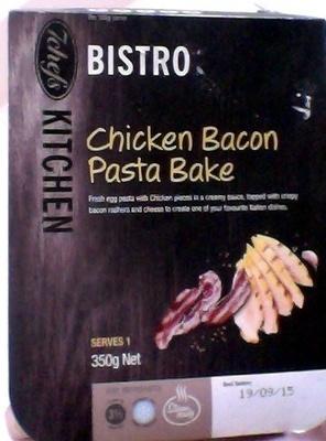 7chefs Kitchen Bistro Chicken Bacon Pasta Bake - Product