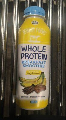 Breakfast Smoothie - Banana - Product - en