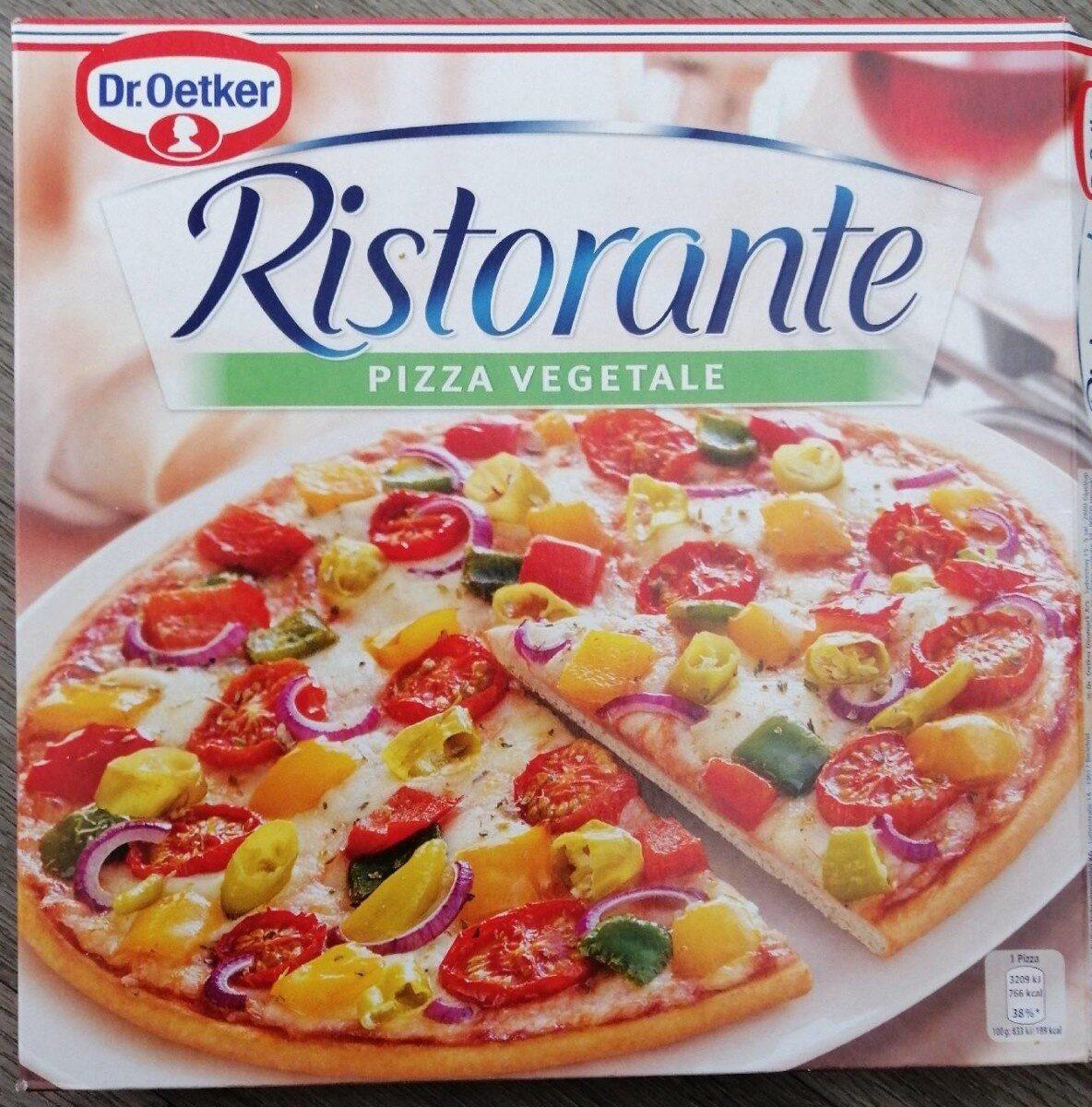 Ristorante pizza végétale - Product