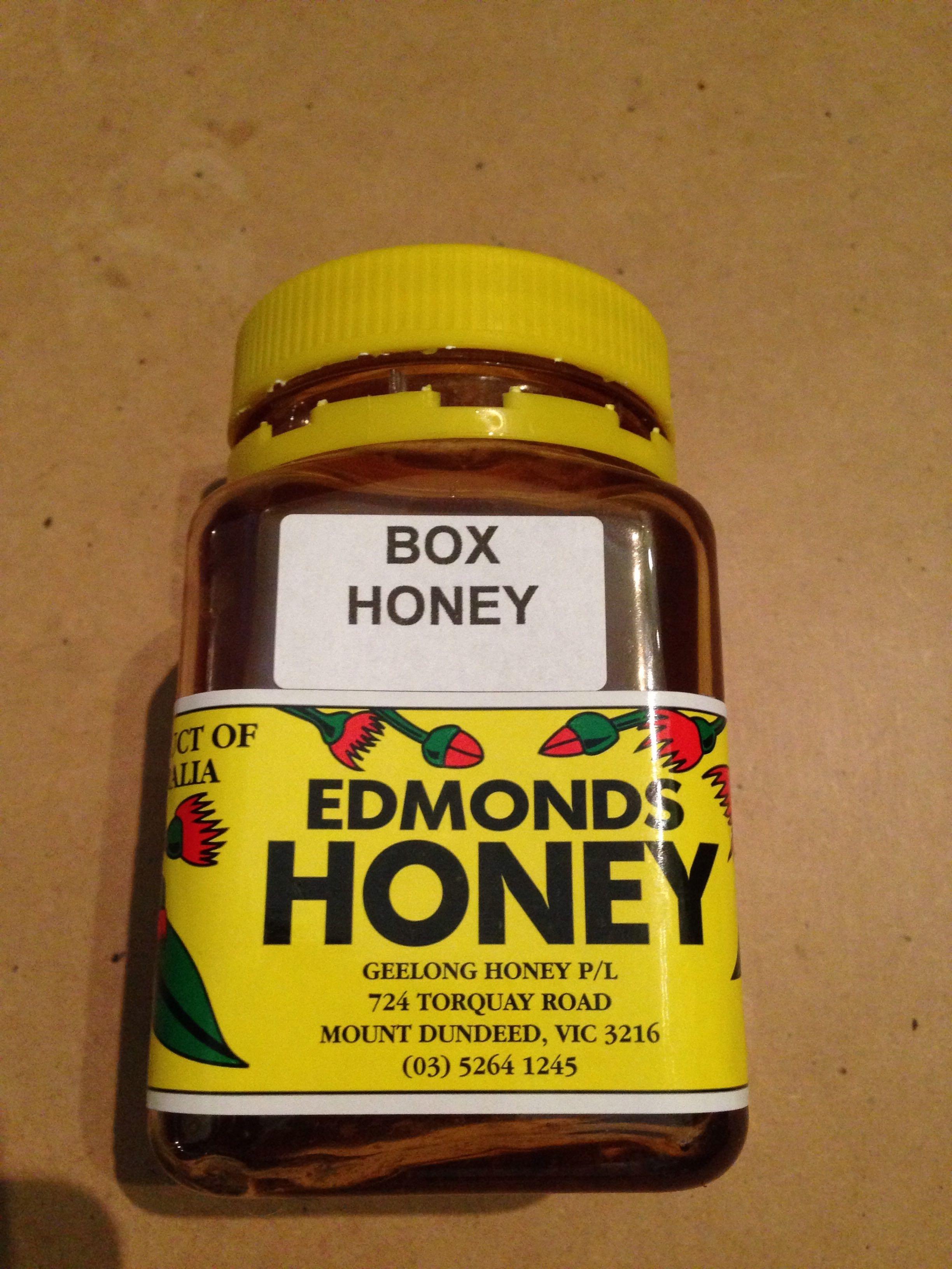 Edmond's Box Honey - Product - en