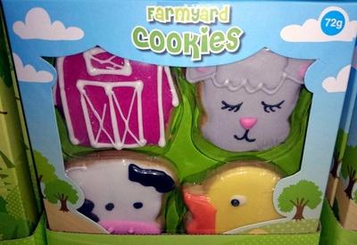 Farmyard Cookies - Product