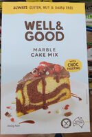 Marble Cake Mix - Product - en