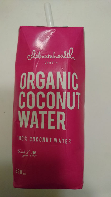 Organic Coconut Water - Product - en