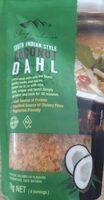 Coconut dahl - Produit - fr