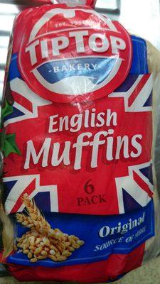 English muffins - Product