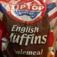English muffins - Product - en