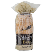 Abbott's Rustic White Bread - Product