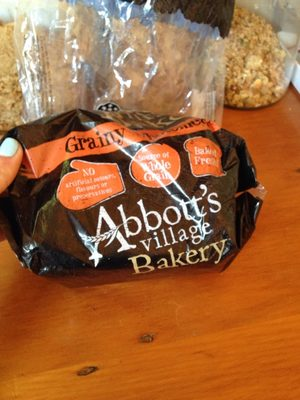 Abbott's Village Bakery Grainy Wholemeal - Product