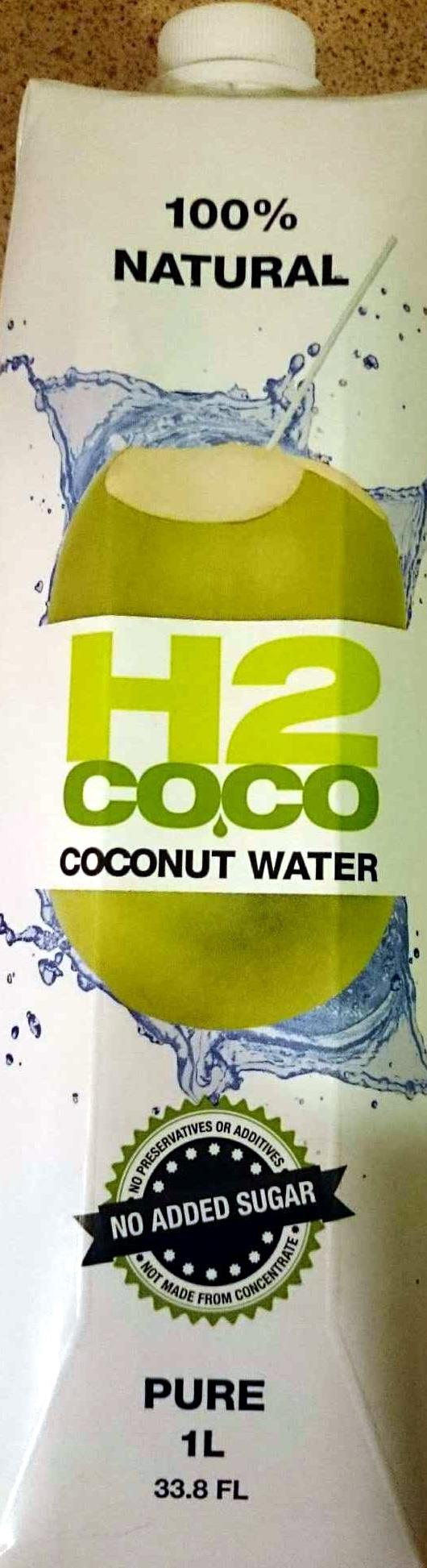 Cocnut Water - Product