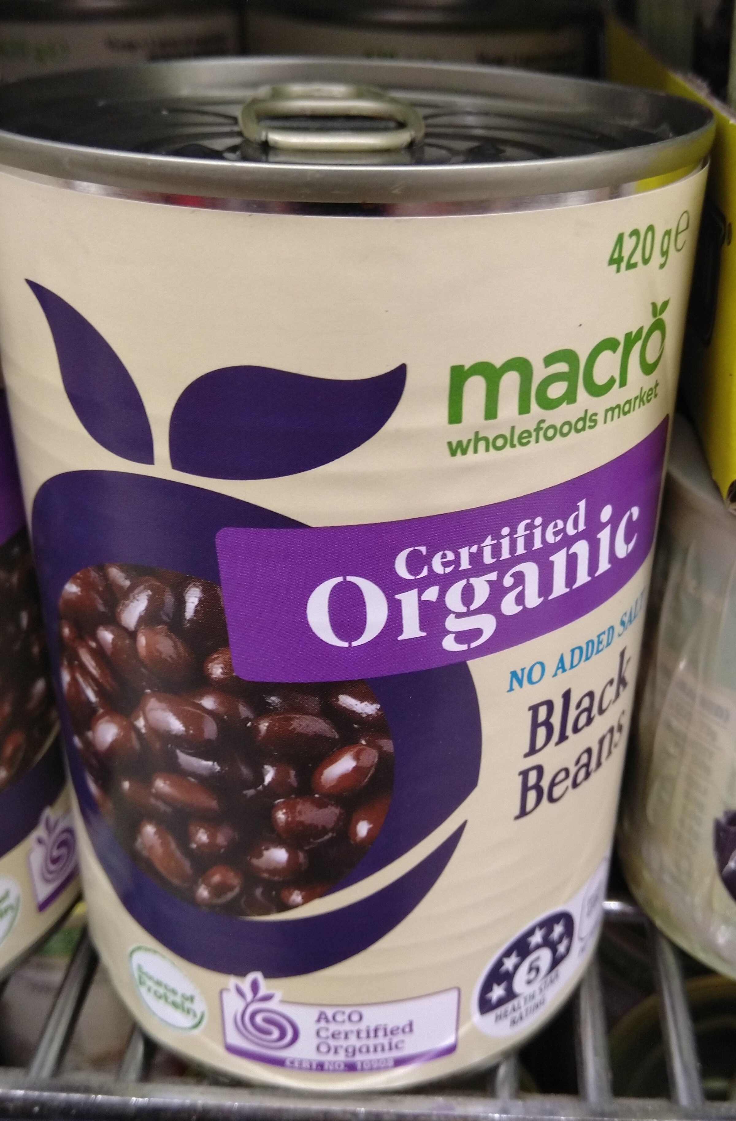 Black Beans - Product
