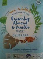 Crunchy Almond & Vanilla - Product