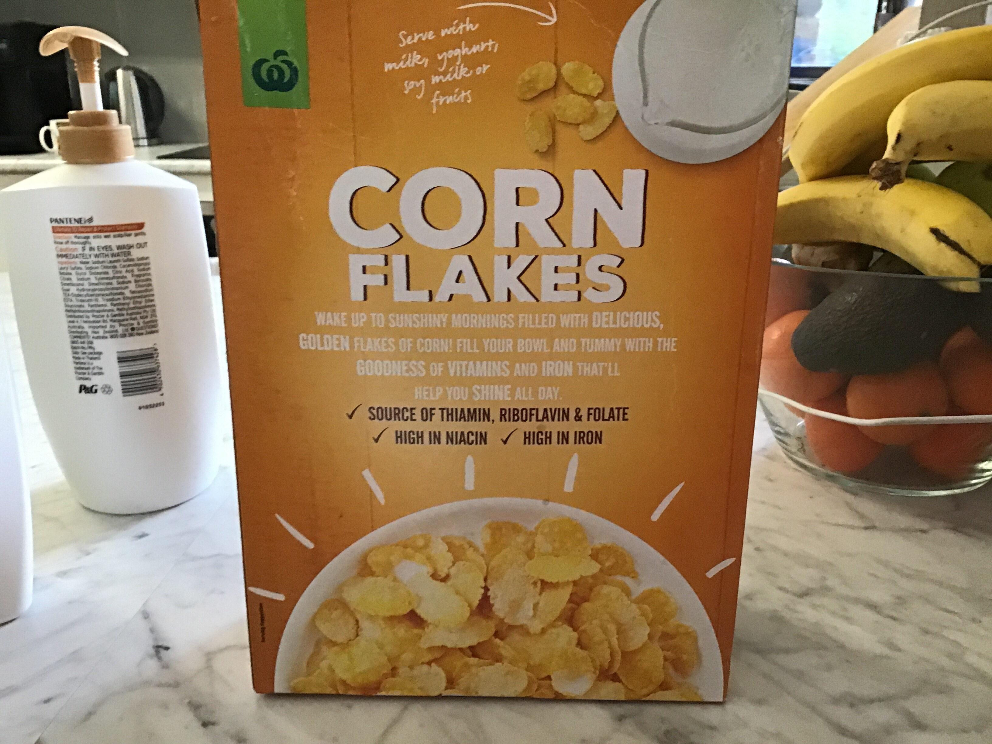 Crunchy Cornflakes - Product - en