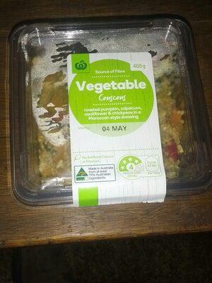 Vegetable Couscous - 1