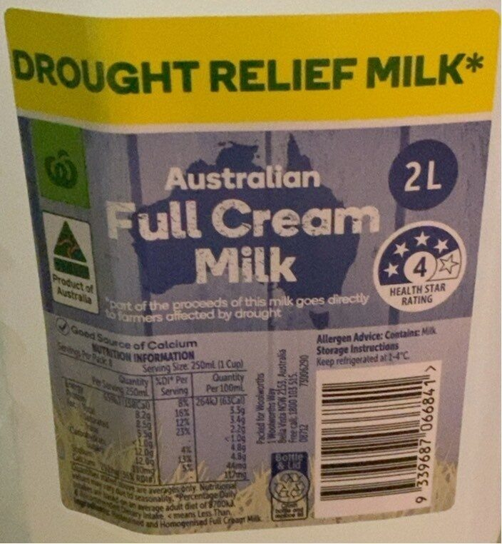 Milk - Produit - en