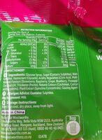 gummy bear - Ingredients - en