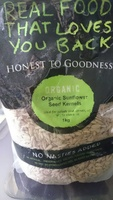 organic sunflower seed kernels - Product