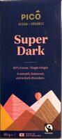 Super dark 85% cocoa - Product - en