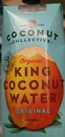 King Coconut Water - Product - en