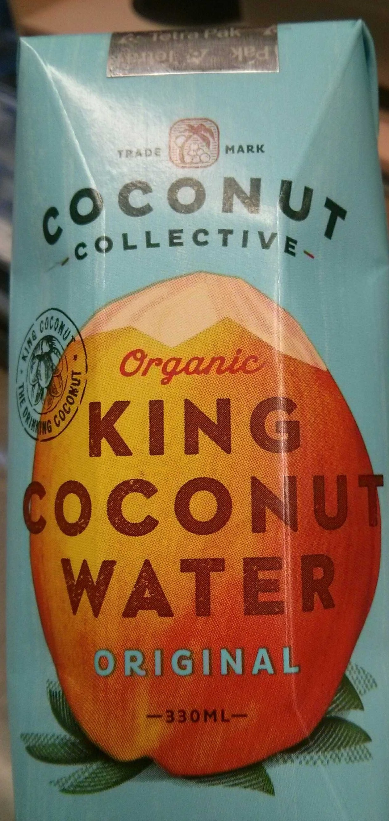 King Coconut Water - Product