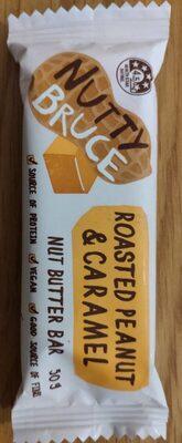 Roasted Peanut & Caramel - Nut Butter Bar - Sản phẩm - fr