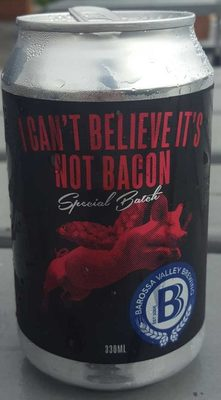 I can't believe its not bacon special batch - Product