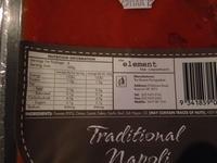 Traditional Napoli Sauce - Ingredients