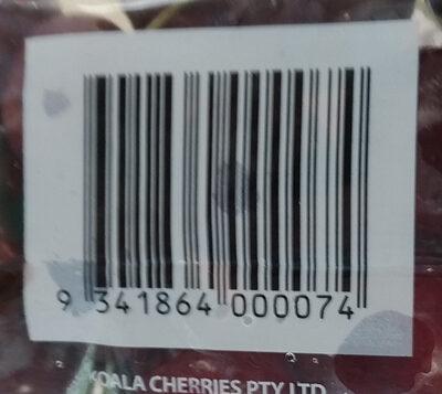 Cherries - Product - en