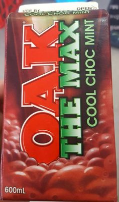 The max cool choc mint - Product - en