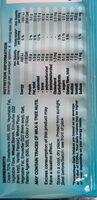 Vanilla Wafer Biscuits - Ingredients - en