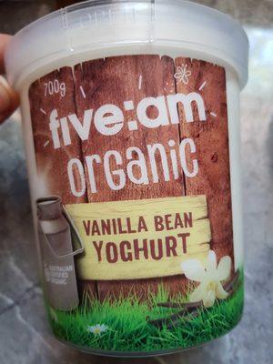 Vanilla Bean Yoghurt - Product - en
