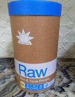 Amazonia Raw Slim & Tone Vanilla 1KG - Produit - fr